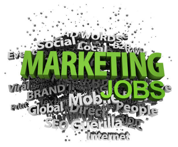 Marketing Jobs 2018