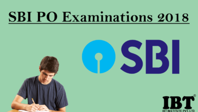Prepare For SBI PO Examinations 2018