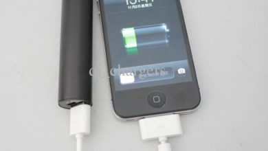 Customized Portable Charger