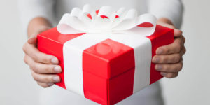 What is the meaning of a gift?