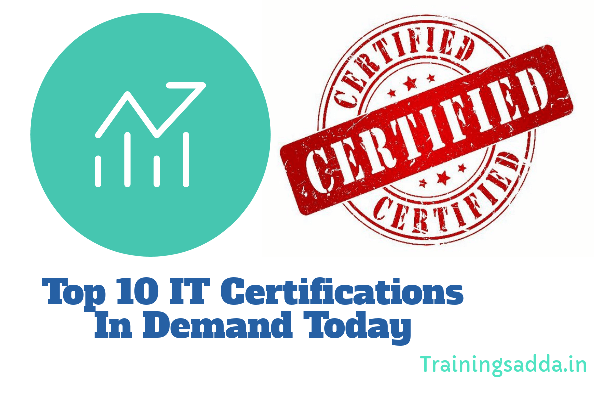 IT Certifications In Demand Today