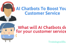 AI Chatbots to boost customer service