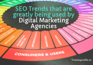 Best SEO Trends Used By Digital Marketing Agencies