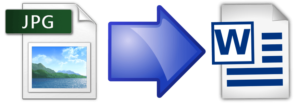 JPEG to Word Converter