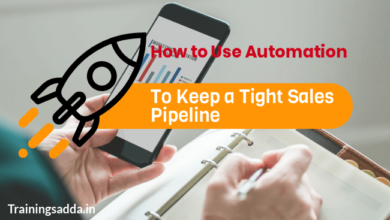 How to Use Automation to Keep a Tight Sales Pipeline