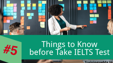 5 Things To Know Before Take IELTS Test