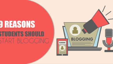 9 Reasons Why Students Should Start Blogging