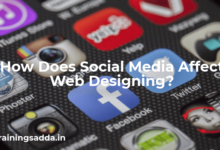 How Does Social Media Affect Web Designing