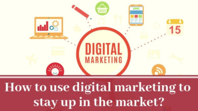 How To Use Digital Marketing To Stay Up in The Market?
