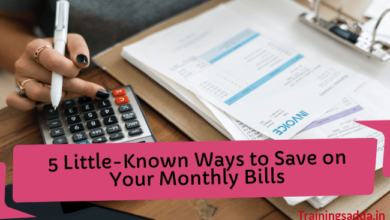5 Little-Known Ways to Save on Your Monthly Bills