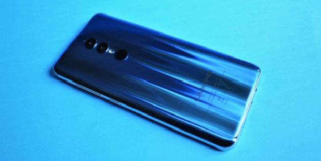Backside ofUMIDIGI A1 Pro Smartphone