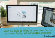 What You Need To Study To Grow Your Career InUXWeb Design As Interaction Designer