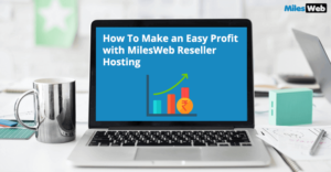 How To Make an Easy Profit with MilesWeb Reseller Hosting
