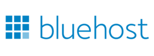 BLUEHOST website logo Image