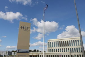 HEC Paris is a globally renowned international business school