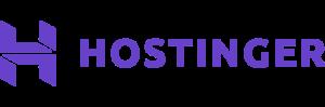 Hostinger website logo image