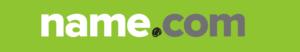 NAME.COM website logo image