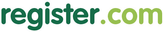 REGISTER.COM logo image
