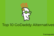 Top 10 Alternative Websites For GoDaddy