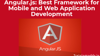 Angular.js: Best Framework for Mobile and Web Application Development