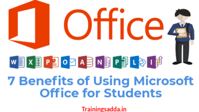 7 Benefits of Using Microsoft Office for Students