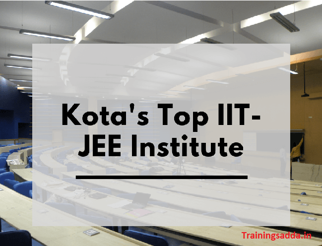 Checkout Kota's Top IIT-JEE coaching Institute