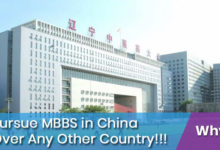 Several Reasons To Do MBBS from China