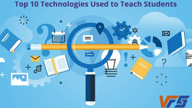 Top 10 Emerging new technologies for students