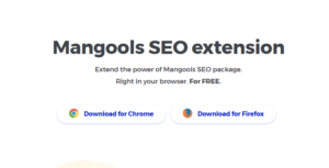 Mangools SEO Extension