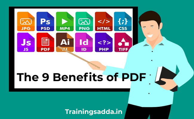 The 9 Benefits of PDF File Documents