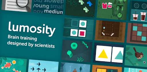 Lumosity education app
