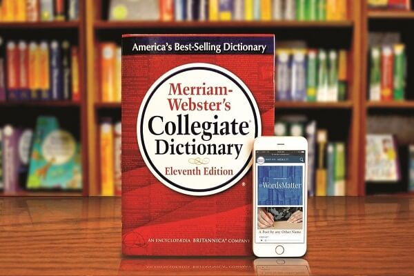Merriam-Webster Dictionary app