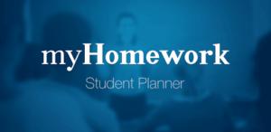 My Homework Student Planner app