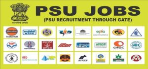 PSU Recruitment through GATE | Government Jobs for Engineers Apply