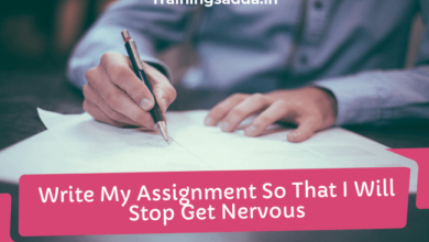 Write My Assignment So That I Will Stop Get Nervous