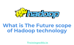 What is The Future Scope of Hadoop Technology?