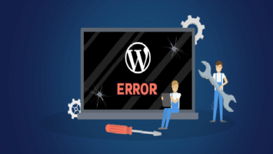 5 Common Wordpress Errors and How to Avoid Them