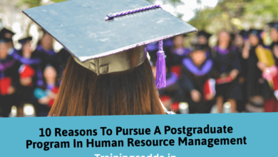 10 Reasons To Pursue A Postgraduate Program In Human Resource Management