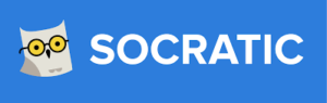 Socratic image logo