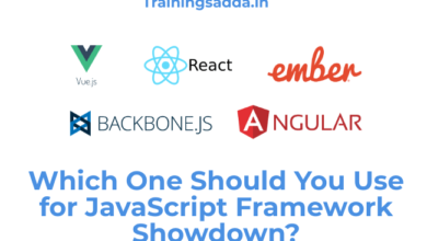 Which one Should you use for JavaScript Framework Showdown