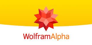 WolframAlpha image logo
