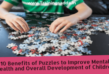 10 Benefits of Puzzles to Improve Mental Health and Overall Development of Children