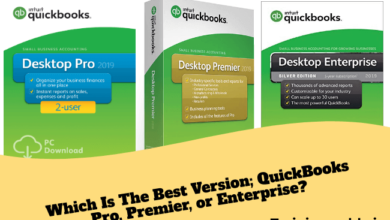Which Is The Best Version; QuickBooks Pro, Premier, or Enterprise