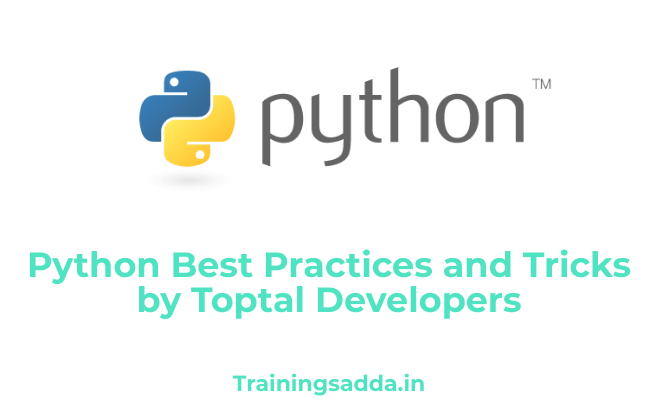 Python Best Practices and Tricks by Toptal Developers