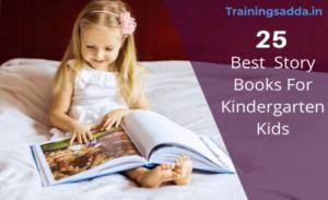 25 Best Story Books For Kindergarten Kids