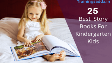 25 Best Story Books For Kindergarten Kids
