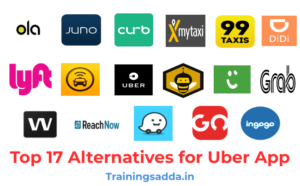 Top 17 Alternatives for Uber Taxi App