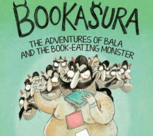 BOOKASURA THE ADVENTURE OF BALA AND THE BOOK: Story Books For Kindergarten Kids