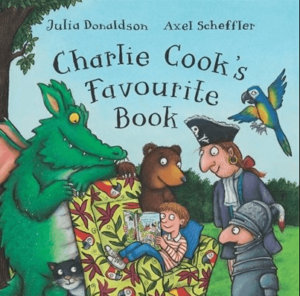 Charlie's cook favourite book: Story Books For Kindergarten Kids