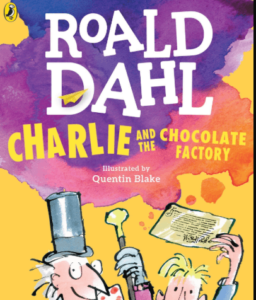 Charlie And The Chocolate Factory: Story Books For Kindergarten Kids